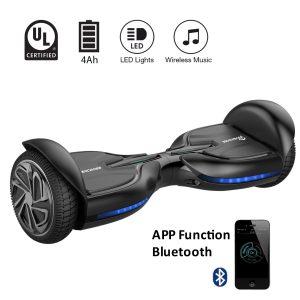 Migliori hoverboard con Bluetooth